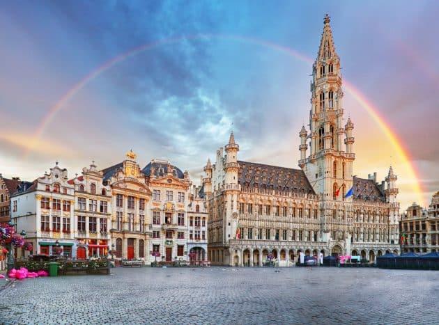 20 balades autour de Bruxelles