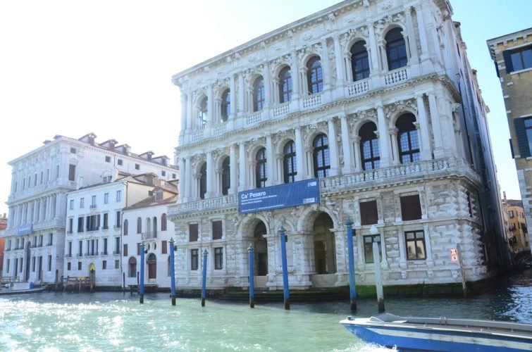 Ca'Pesaro musée Venise