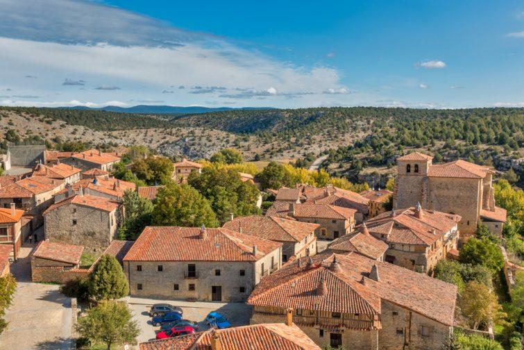 Calatañazor visiter Castillan-et-Léon
