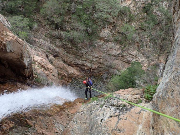 canyoning-sardaigne