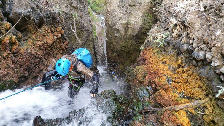 canyoning-tenerife