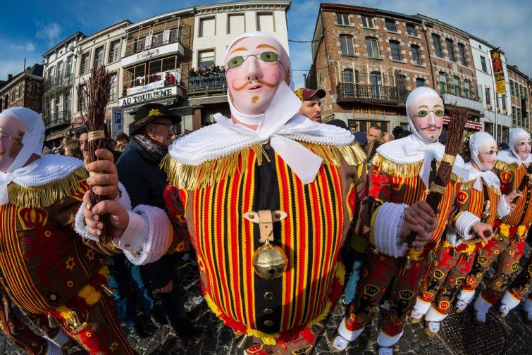 carnaval-belgique