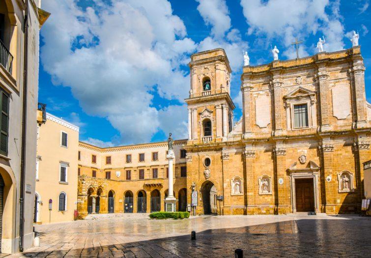 Cathédrale Brindisi