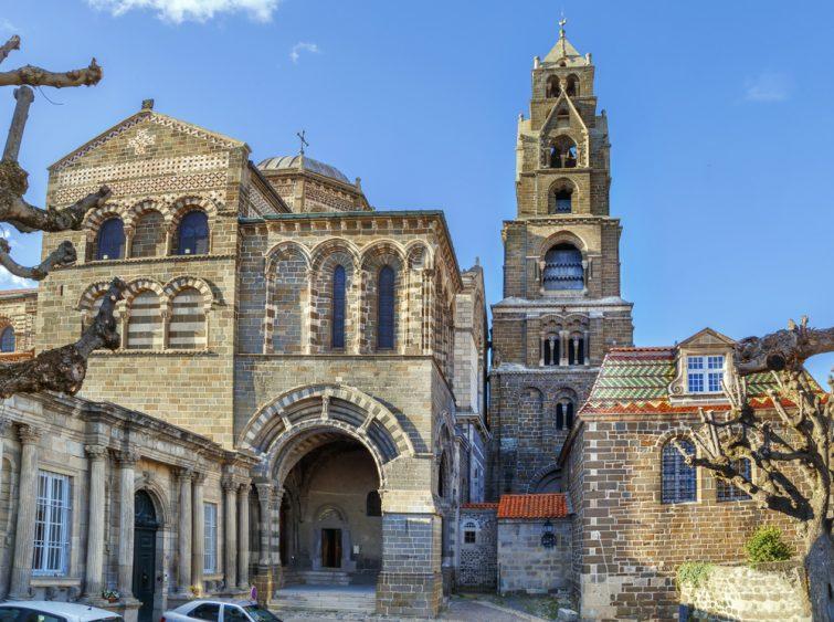 Cathedrale visiter Puy-en-Velay