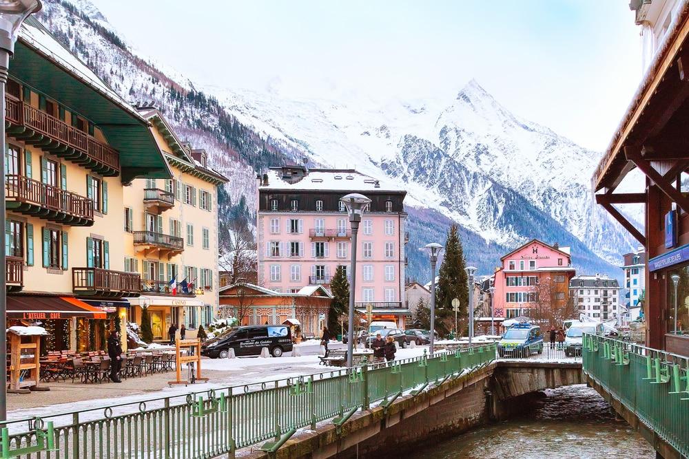 Coeur de Chamonix, France