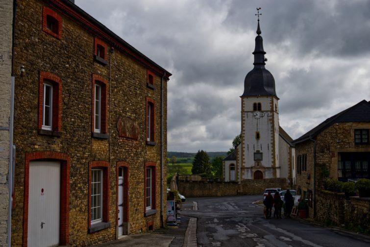 Chassepierre visiter la province de Luxembourg
