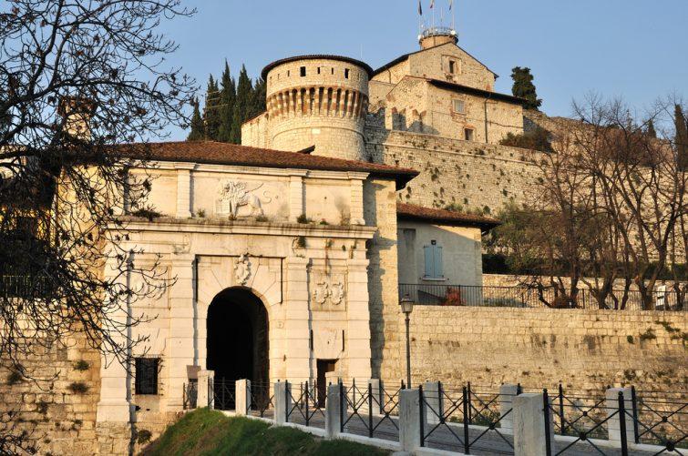 Chateau visiter Brescia