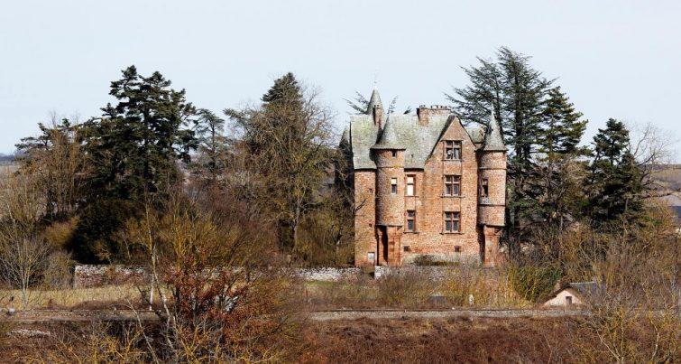 Chateau de Canac Aveyron