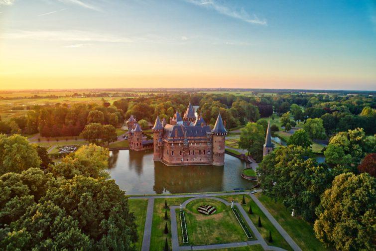 chateau-haar-Utrecht-pays-bas