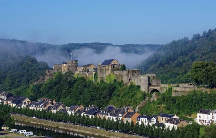Chateau Province du Luxembourg