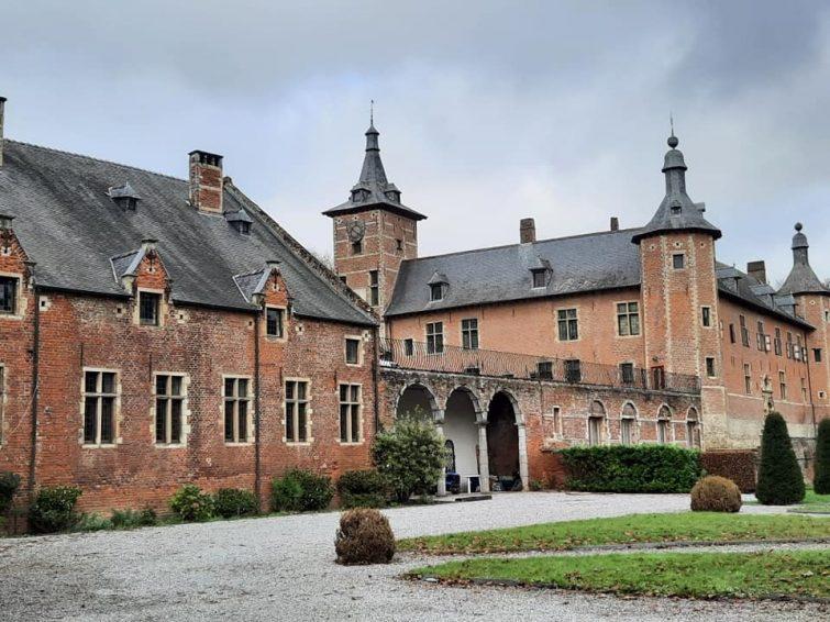 Chateau Rixensart visiter la province du Brabant Wallon
