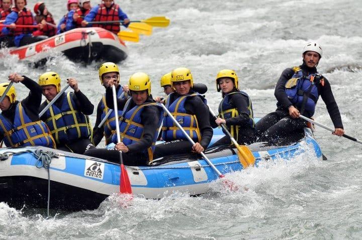 chatel-rafting