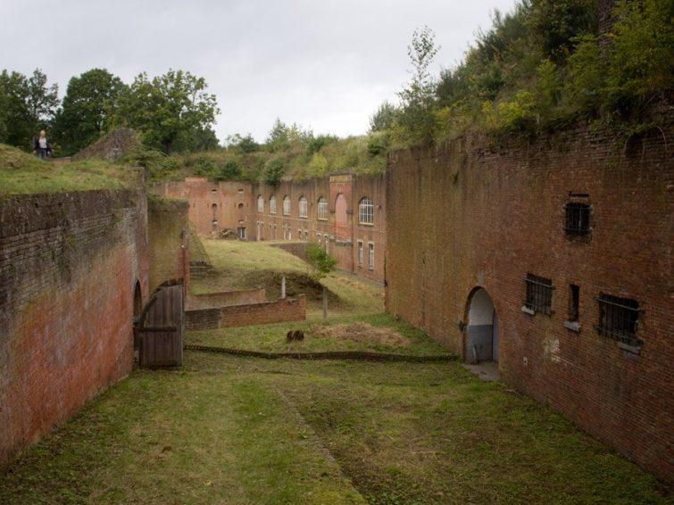Citadelle de Diest belgique