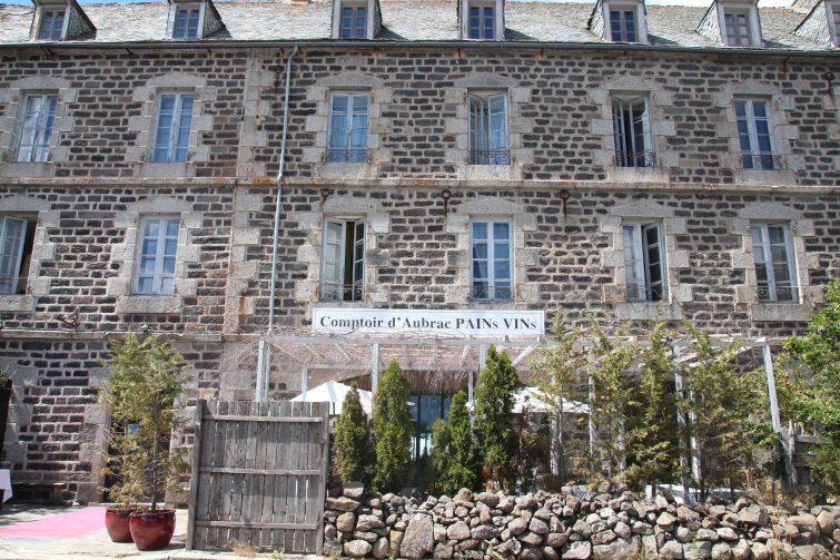 Le comptoir d'Aubrac week-end en Aveyron