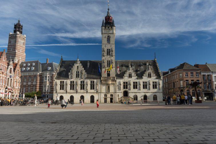 Dendermonde visiter flandre orientale