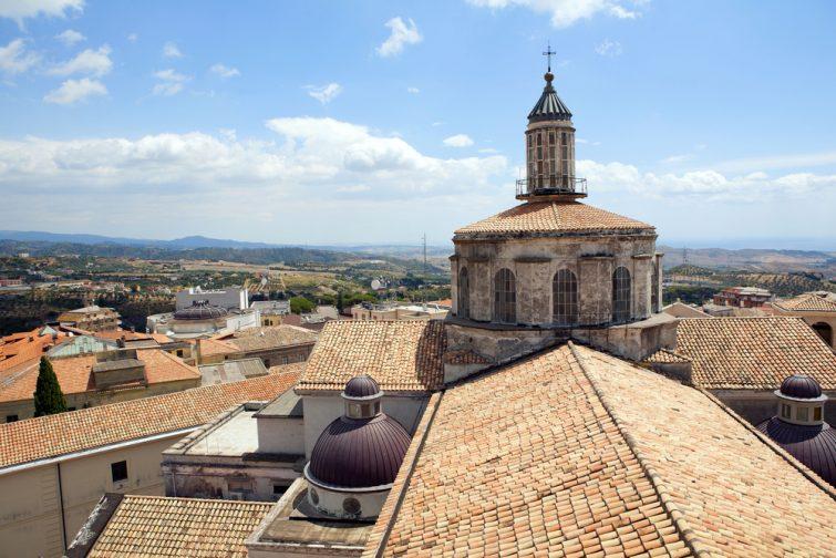 Eglise visiter Cantazaro