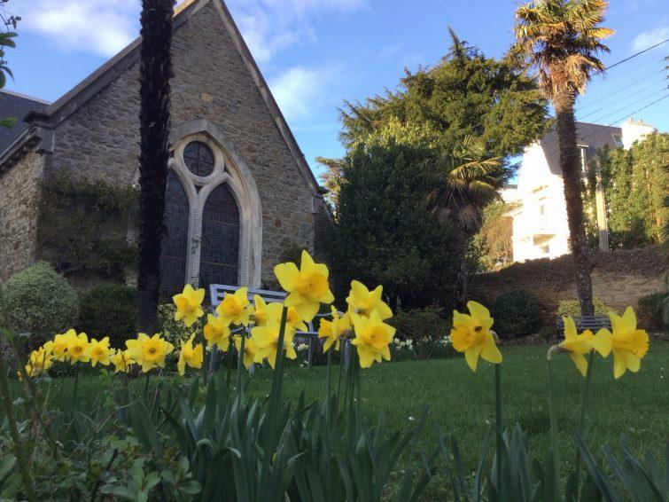 St Bartholomew's Anglican Church Dinard