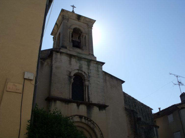 Eglise lourmarin