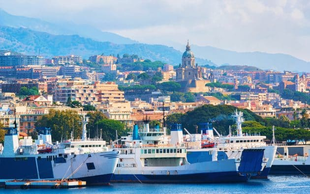 Ferry Sicile : guide complet