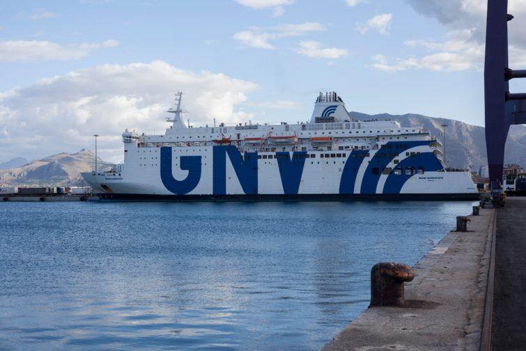 Ferry Sicile : Palerme