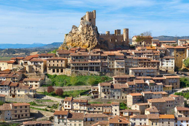 Frias Espagne