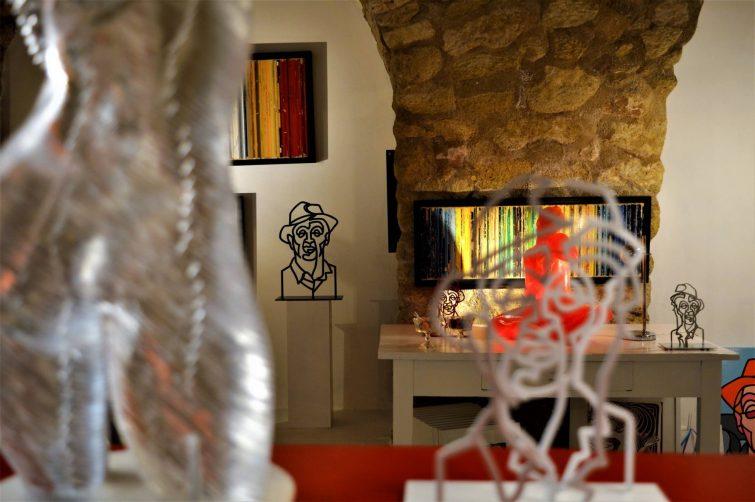 Galerie Le Hangart Lourmarin