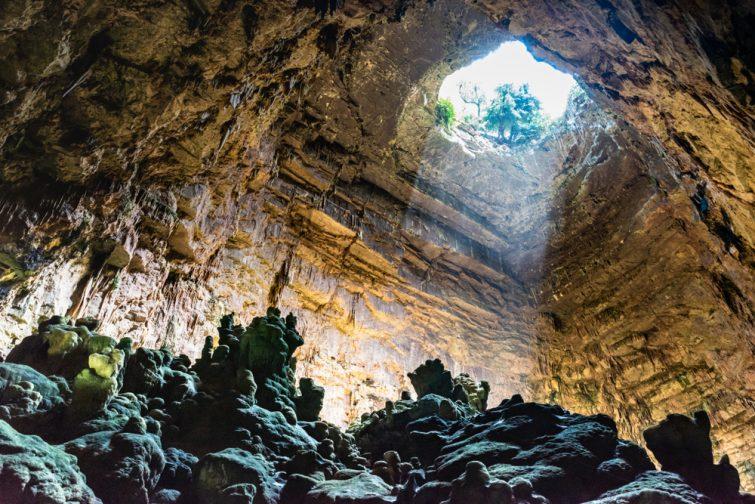 Grottes de Castellana