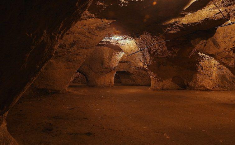 Grottes de Folx les Caves visiter Province du Brabant Wallon