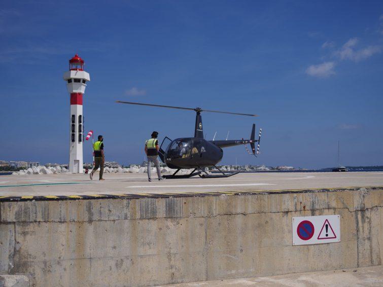 Hélicoptère Léris