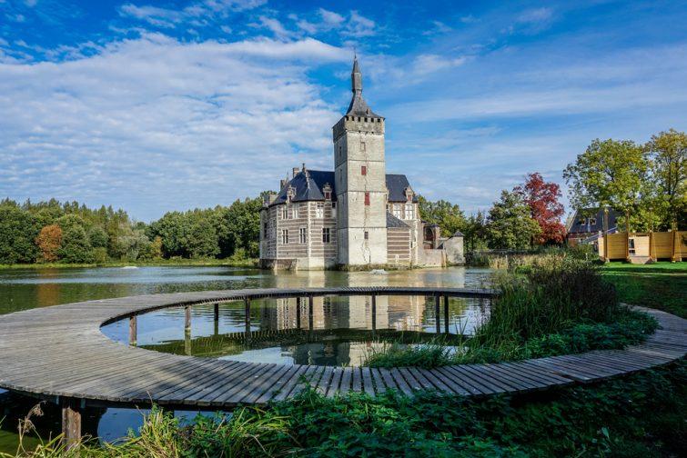 Chateau Horst Belgique