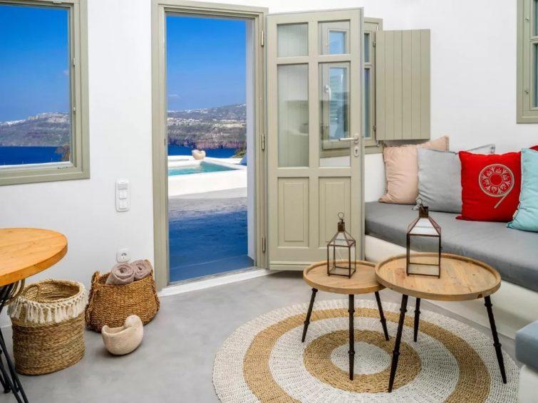 CAPE 9 Villas & Suites hôtels de luxe Santorin