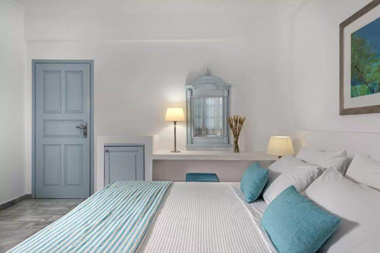 Santorini Kastelli Resort hôtels de luxe Santorin