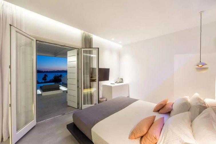 Paros Agnanti Hotel de luxe Paros