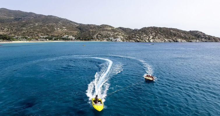 Ios croisière autour de Santorin