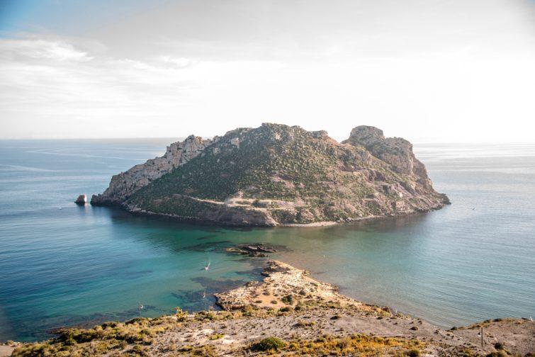 Isla de Fraile Espagne