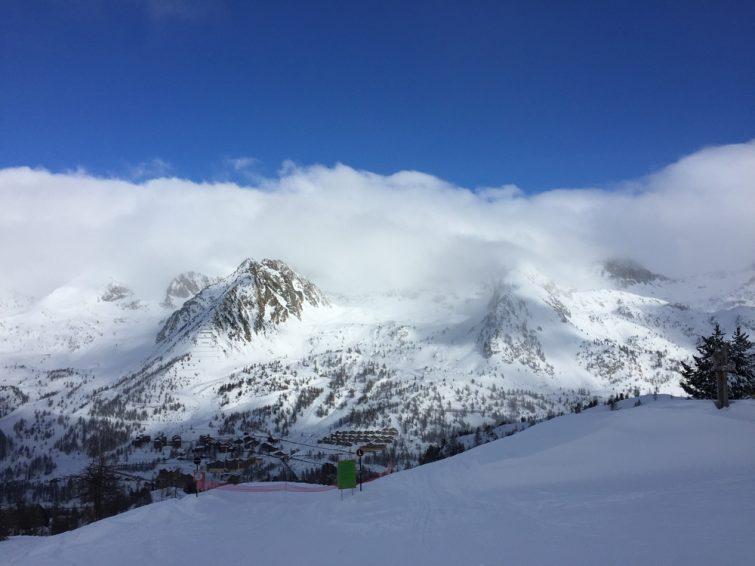 Isola 2000 stations de ski alpes du sud
