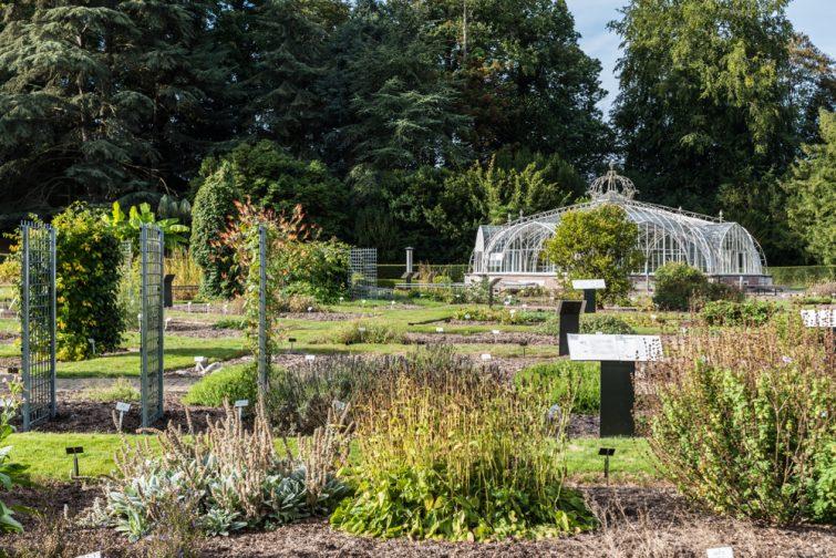 Jardin Meise visiter Brabant flamand
