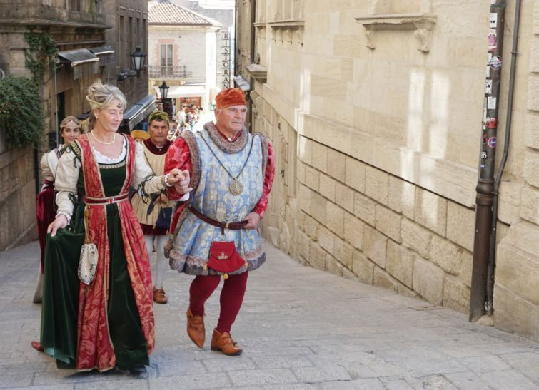 Journées médiévales à Saint-Marin