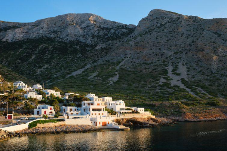 Kamares loger à Sifnos