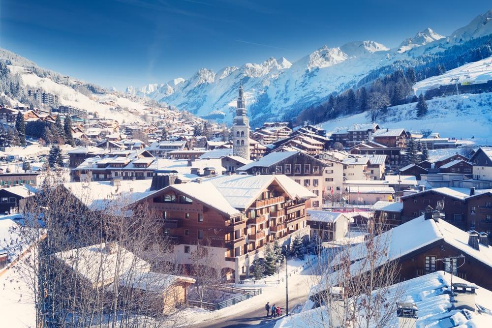 Station de ski La Clusaz