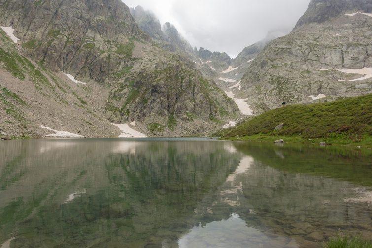 Randonnées dans le Parc national du Mercantour : le lac d'Autier