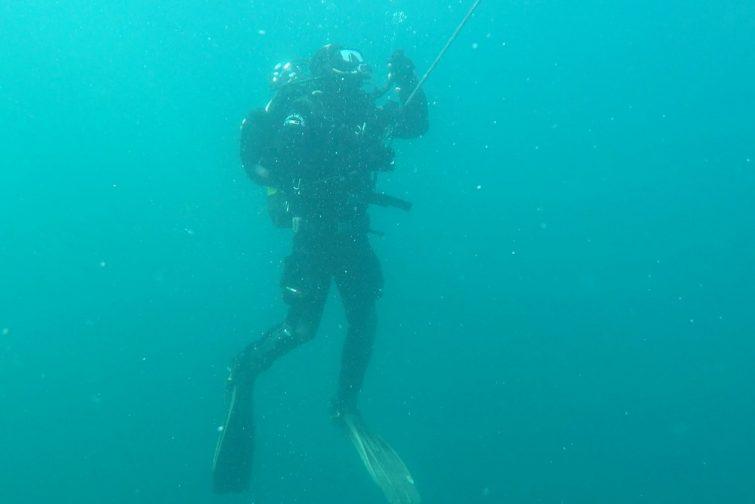 Plongée sous-marine, Brenzone