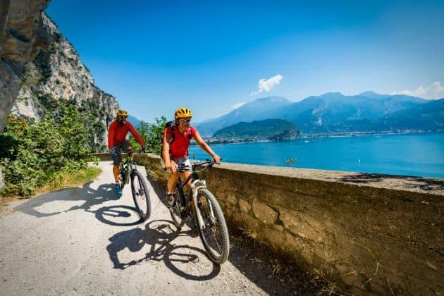 Les 16 meilleures activités outdoor à faire au Lac de Garde