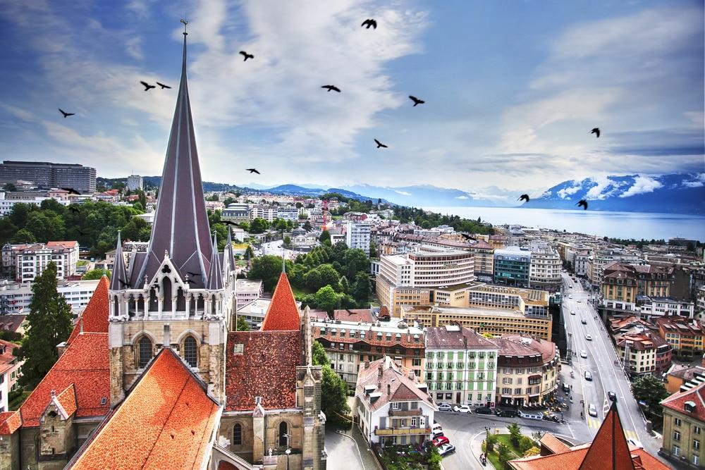 Balades autour de Genève : Lausanne