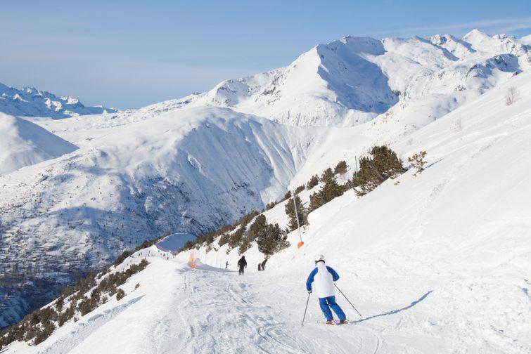 Les Deux Alpes station de ski Alpes du Nord
