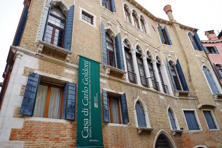 Maison Carlo Goldoni