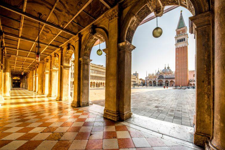 Musée à Venise Correr