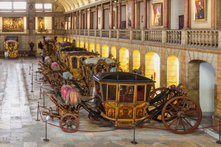 musée national des carrosses lisbonne