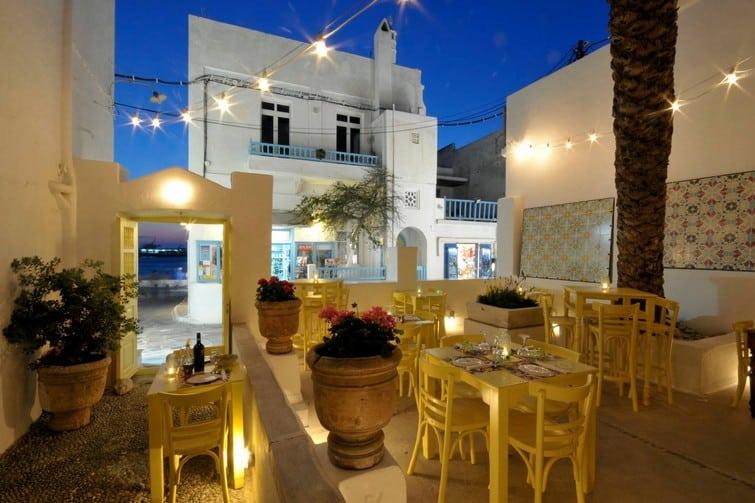 Meilleurs restaurants à Mykonos : Catari