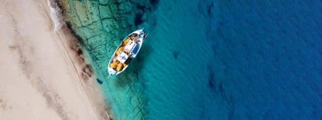 Les 7 meilleures balades en bateau autour de Mykonos